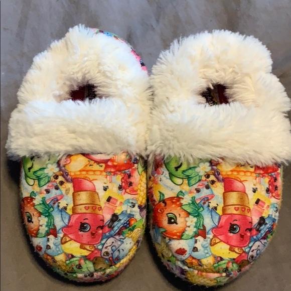 Shoes | Shopkins Little Girls Slippers